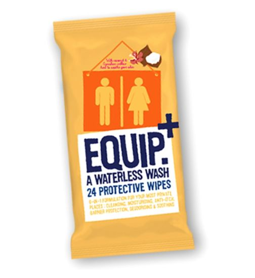 Equip Protective Wipes 24's