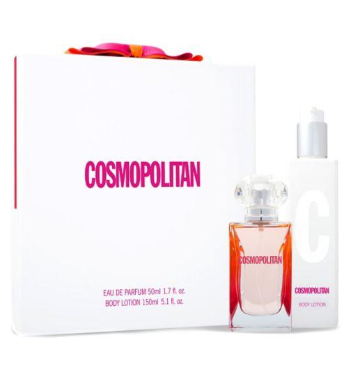 Cosmopolitan Gift Set Eau de Parfum 50ml and Body Lotion