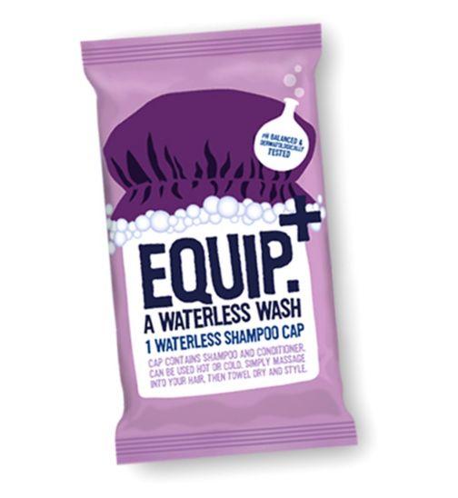 EQUIP Waterless Shampoo Cap