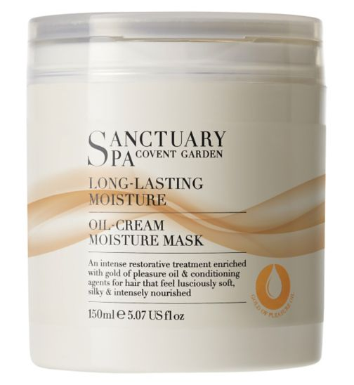 Long-Lasting Moisture Oil-Cream Mask