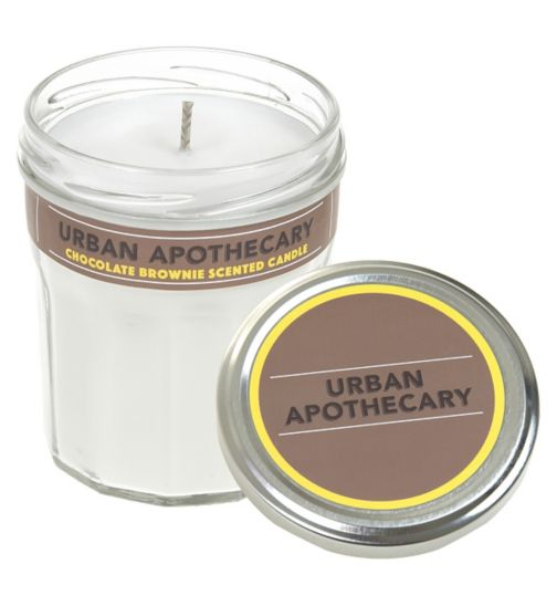 Urban Apothecary Chocolate Brownie Luxury Candle
