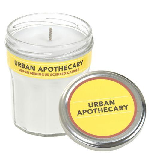 Urban Apothecary Lemon Meringue Luxury Candle