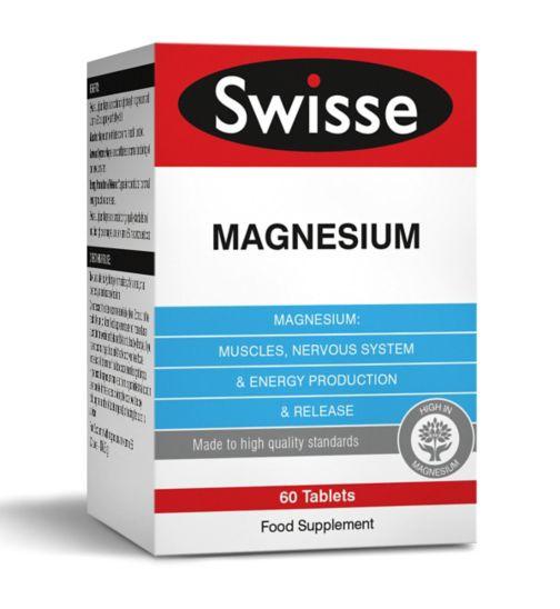 Swisse Ultiplus Magnesium - 60 tablets