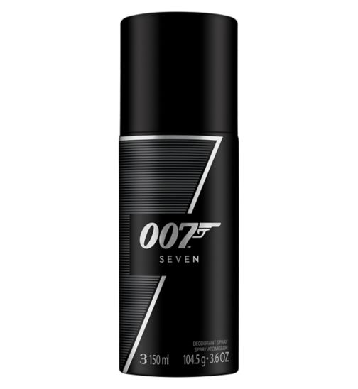 007 Seven Deodorant Spray 150ml