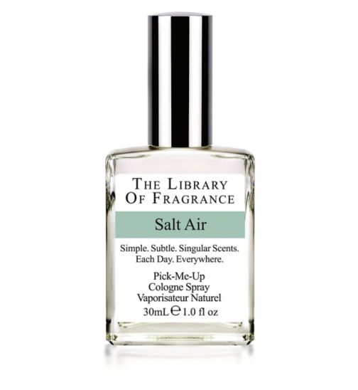The Library of Fragrance Salt Air Eau de Toilette 30ml