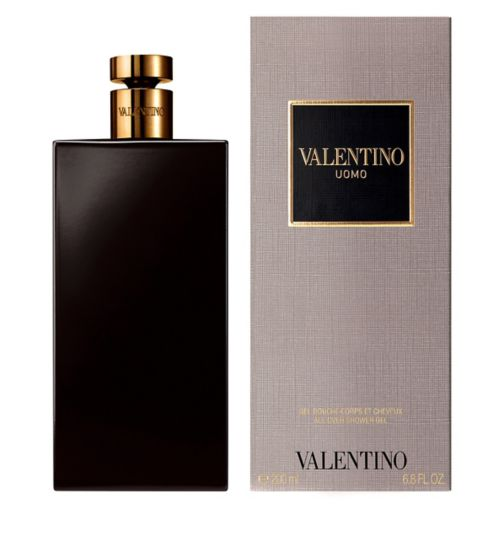 Valentino Uomo Shower Gel 200ml