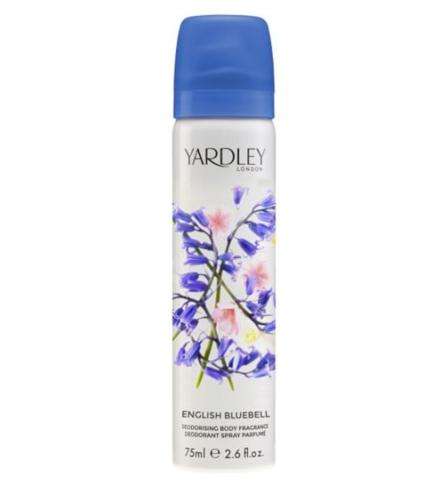 Yardley London Bluebell Body Spray 75ml