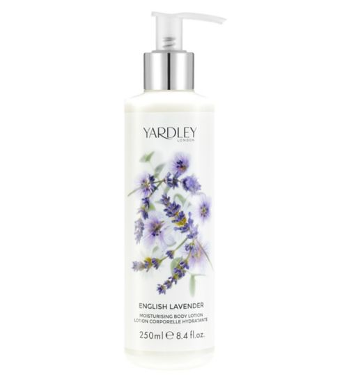 Yardley London Lavender Body Lotion 250ml
