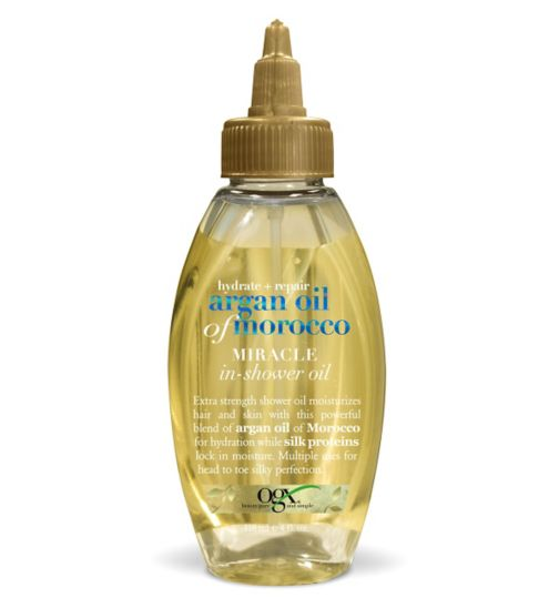 OGX Argan Oil of Morocco Extra Strength In-Shower Oil