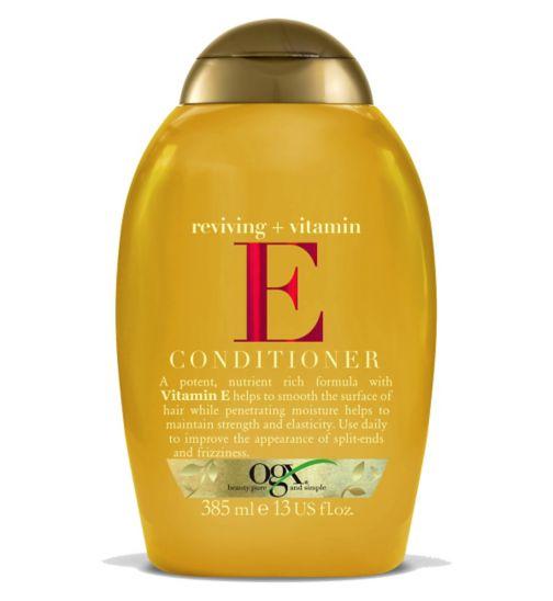 OGX Reviving Vitamin E Conditioner