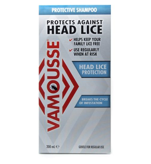 Vamousse Head Lice Protection Shampoo 200ml