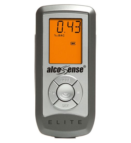 AlcoSense Elite (Multi Alert Level)