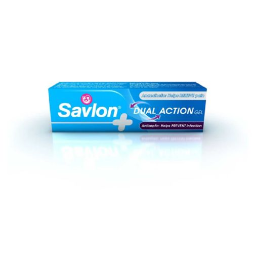 Savlon Dual Action Gel 20g