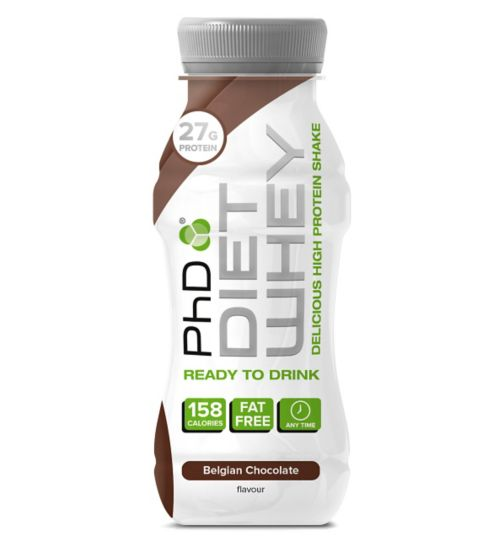 Phd Nutrition Diet Whey Belgian Chocolate Shake