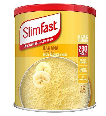 Slim-Fast Blissful Banana Shake 438g