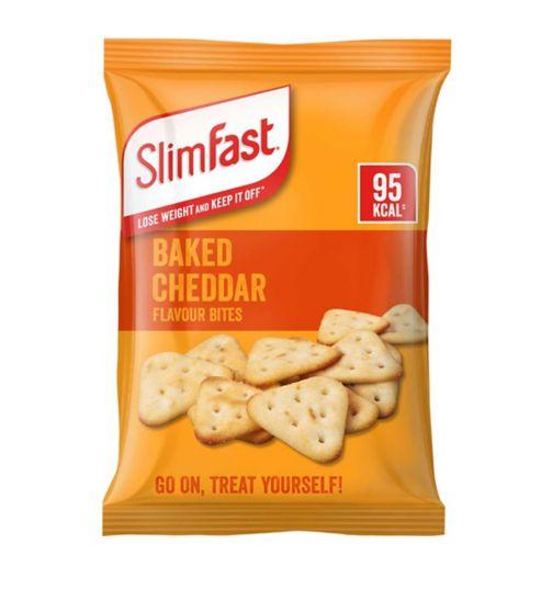 SlimFast Cheddar Flavour Bites 22g