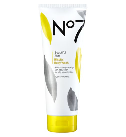 No7 Beautiful Skin Blissful Body Wash