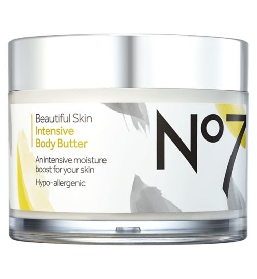 No7 Beautiful Skin Intensive Body Butter