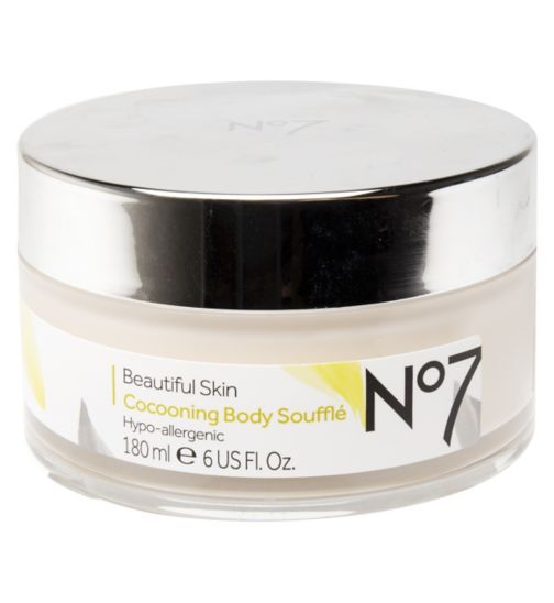 No7 Beautiful Skin Cocooning Body Souffle