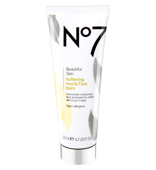 No7 Beautiful Skin Softening Heel & Foot Balm