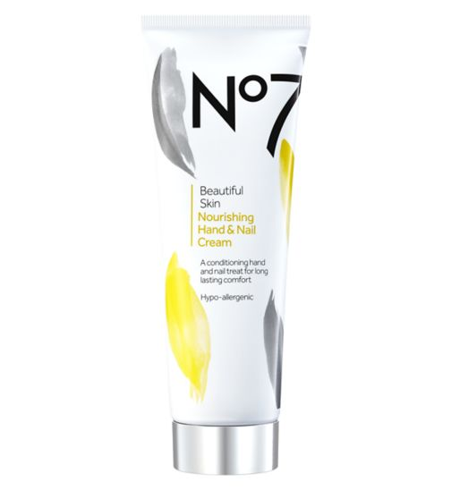 No7 Beautiful Skin Nourishing Hand & Nail Cream