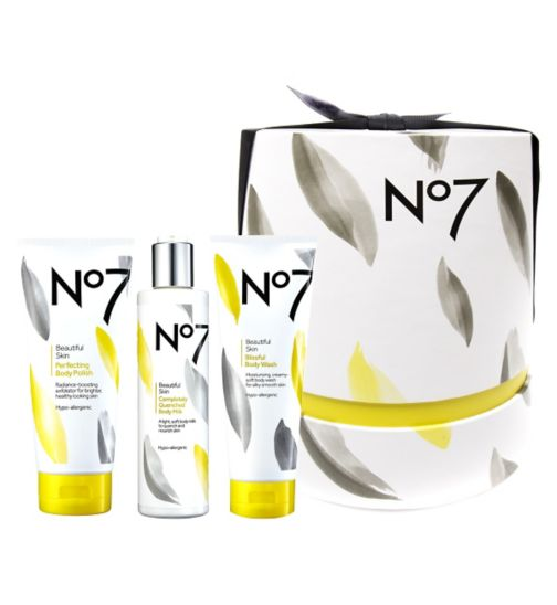 No7 Beautiful Skin Pampering Core Collection Gift