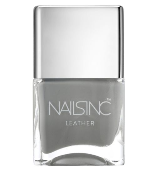 Nails Inc Old Compton Street Leather Effect Polish 14 Ml