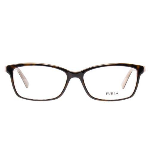 e350401941 Furla VU4840 Women s Glasses - Havana