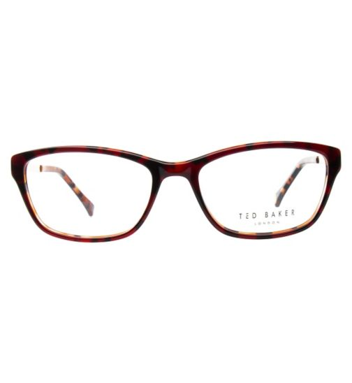 5a69b208ef9a Ted Baker Riley Women s Glasses - Tort