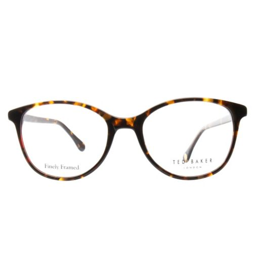 a74256b99018 Ted Baker Quinlan Women s Glasses - Tort