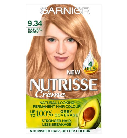 Garnier Nutrisse 9.34 Natural Honey