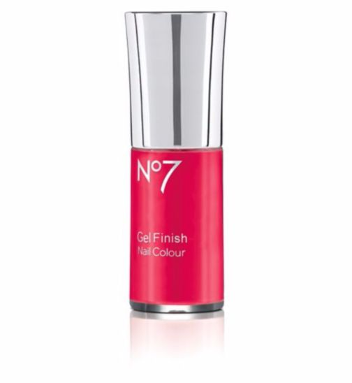 No7 Gel Finish Nail Colour
