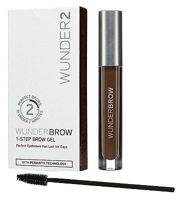 WUNDER2 WUNDERBROW Extra Long-Lasting Eyebrow Gel Auburn