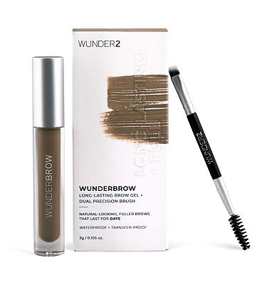 WUNDER2 WUNDERBROW Extra Long-Lasting Eyebrow Gel Blonde