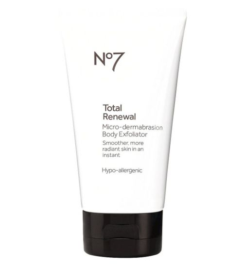 No7 Total Renewal Micro-Dermabrasion Body Exfoliator