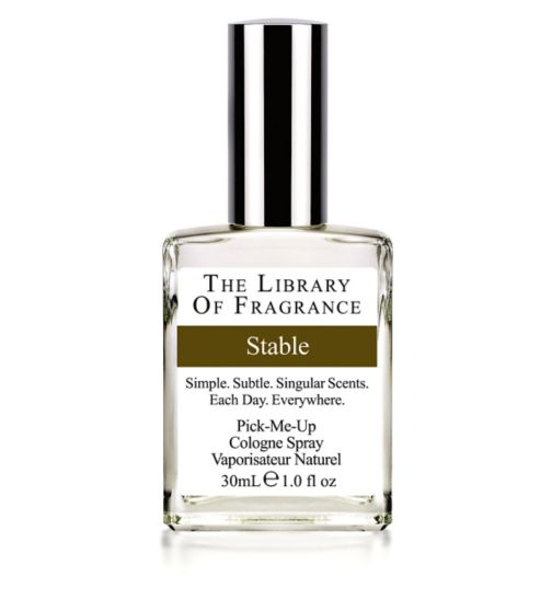 The Library of Fragrance Stable Eau de Toilette 30ml