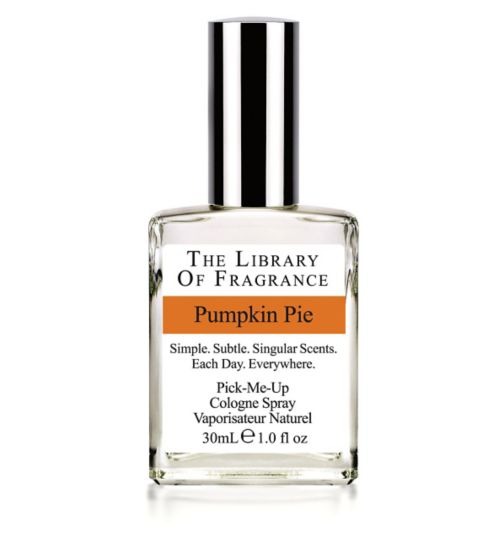 The Library of Fragrance Pumpkin Pie Eau de Toilette 30ml