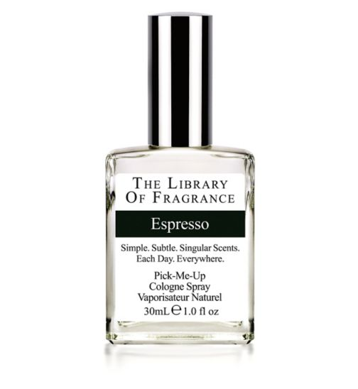 The Library of Fragrance Espresso Eau de Toilette 30ml