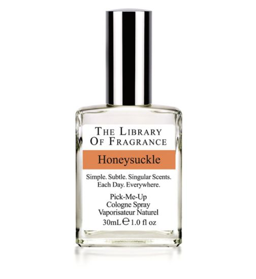 The Library of Fragrance Honeysuckle Eau de Toilette 30ml