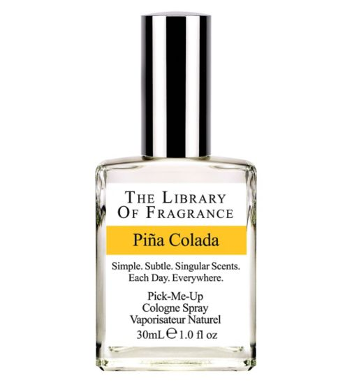 The Library of Fragrance Pina Colada Eau de Toilette 30ml
