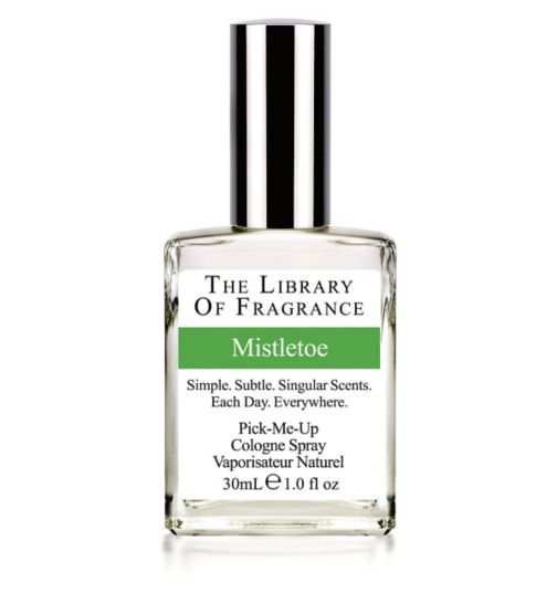 The Library of Fragrance Mistletoe Eau de Toilette 30ml