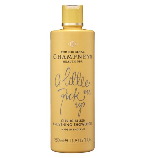 Champneys Citrus Blush Enlivening Shower Gel 350ml