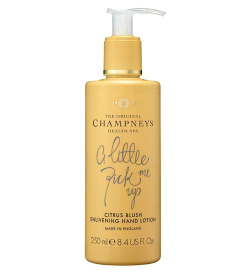 Champneys Citrus Blush Enlivening Hand Lotion 250ml