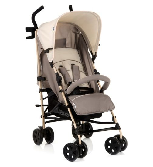 Hauck Speed Plus Pushchair - Sand
