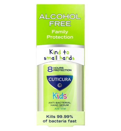 Cuticura Long-Lasting Anti Bacterial Hand Serum for Kids