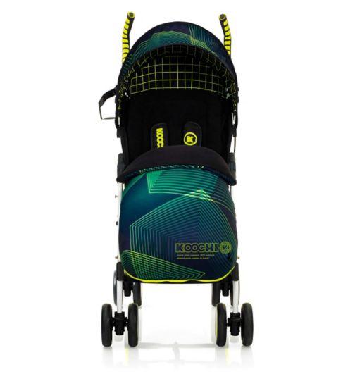 Koochi Speedstar Green Hyperwave Stroller