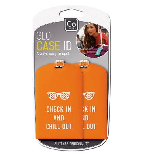 GoTravel Glo Luggage Tags