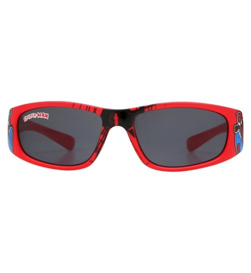 Boots Kids Spiderman Sunglasses