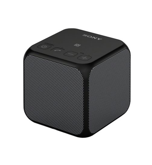 Sony Bluetooth NFC Speaker - Black