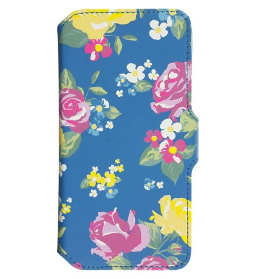 Trendz iPhone 6 Yellow Rose Folio Phone Cover